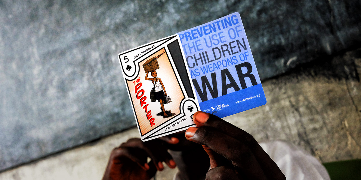 Dallaire Initiative announces national program on child soldiers in South Sudan with $3 million grant from Canadian government