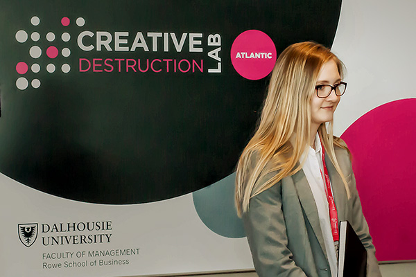 Creative Destruction Lab Atlantic to receive $1.25 million from Invest Nova Scotia