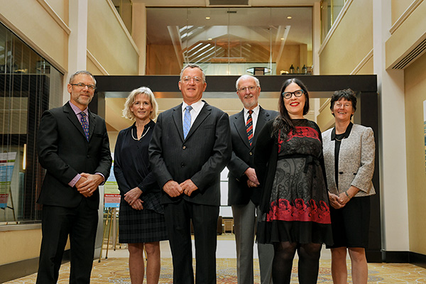A royal crew: Dal celebrates largest-ever class of Royal Society of Canada honourees
